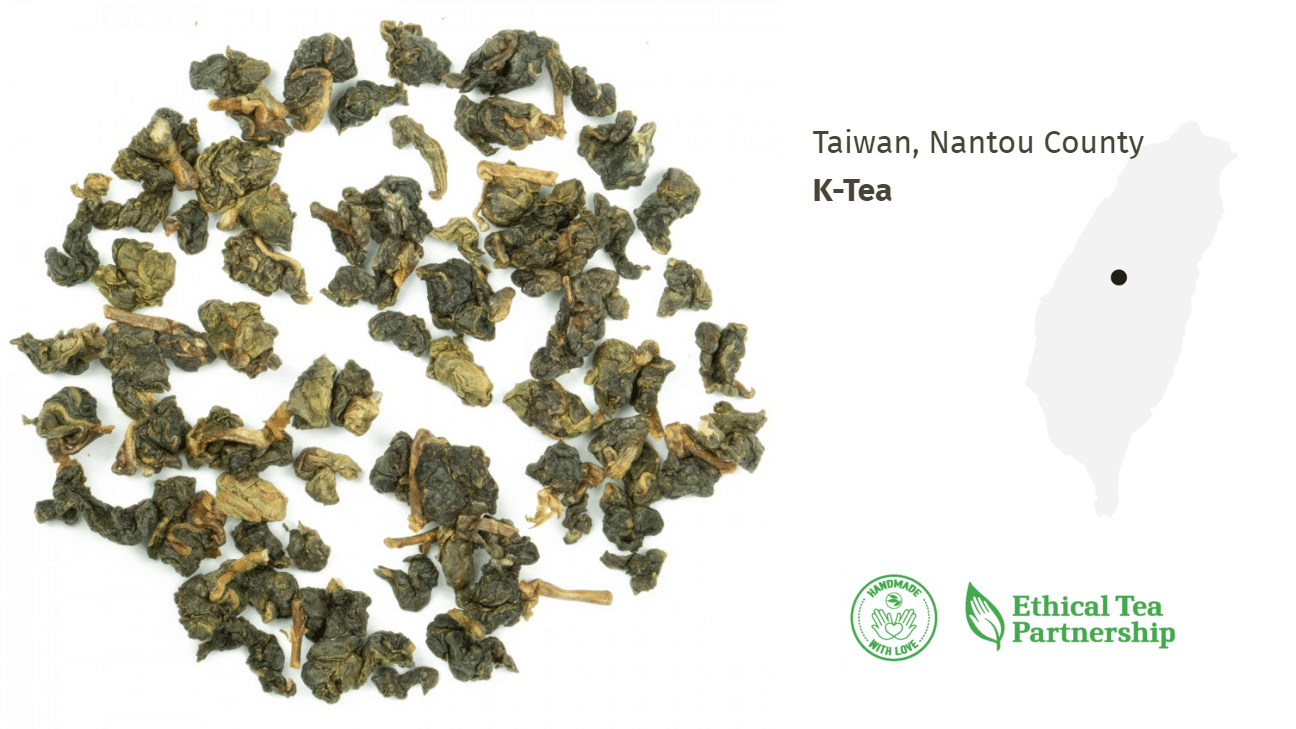Thé Oolong Milky Oolong