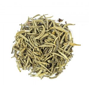 Thé blanc d'exception bio -China Jasmin Silverneedle