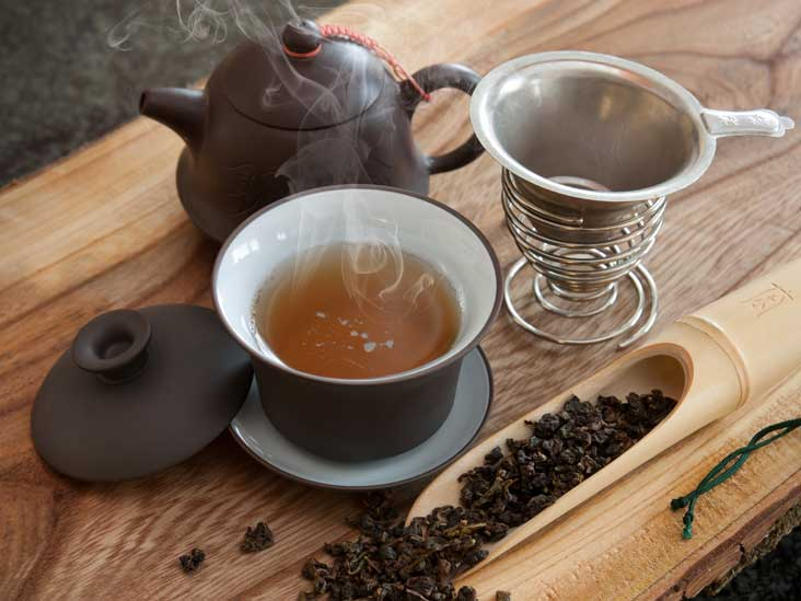 photo produit thé oolong bio grand cru