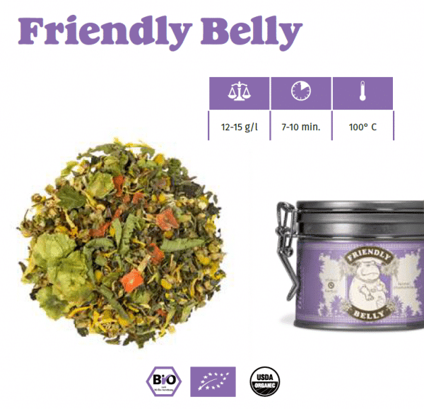 Tisane Friendly Belly