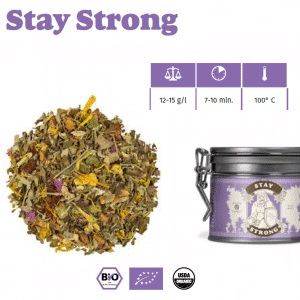 Tisane Stay Strong
